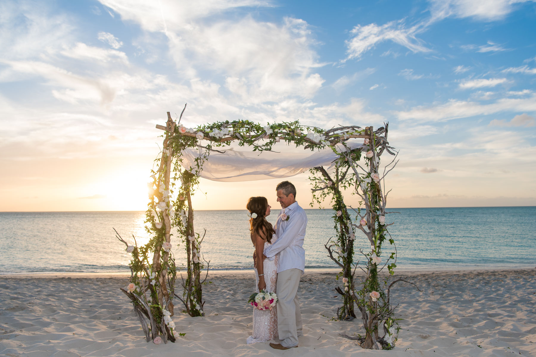 18 Jul Family Wedding At The Regent Grand Turks And Caicos Islands